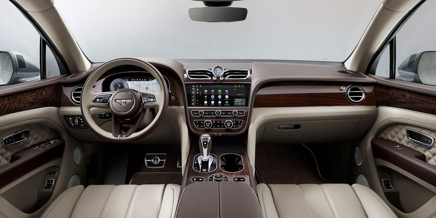 new-bentley-bentayga-v8-front-interior-console-2020